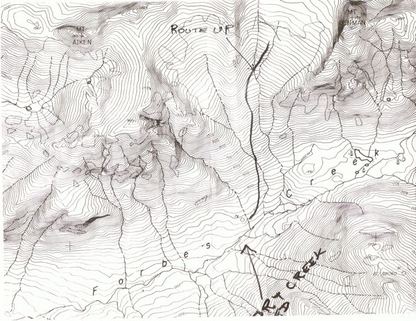Mount-Denman-map
