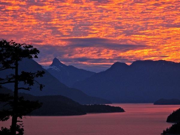 Mt. Denman_sunrise