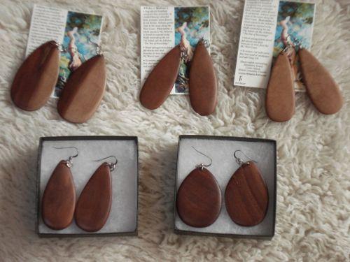 wood-earrings