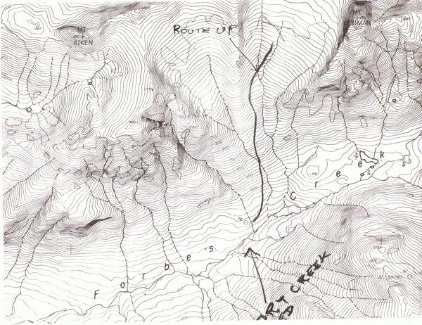 Mount-Denman-map